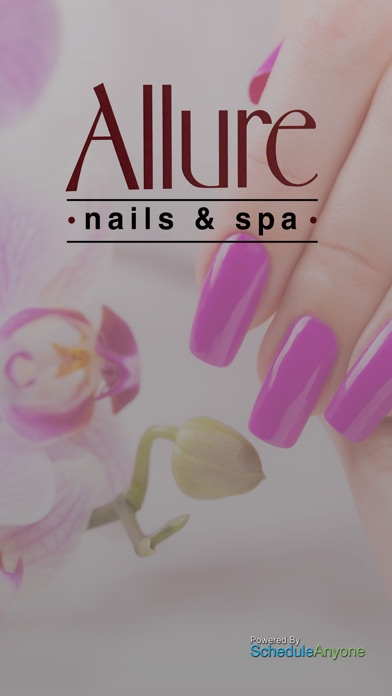 Spa Screenshot 6 For Allure Nails