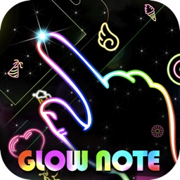 Draw Everything! GLOW Note Free!