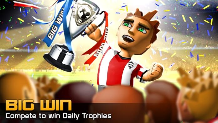 Big Win Soccer Screenshot
