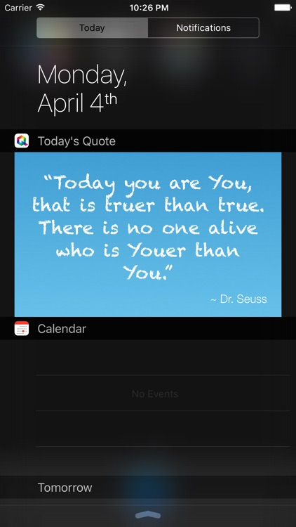 Primo Quotes - Daily Famous Inspirational Quote & Sayings of the Day, With Free Wallpapers