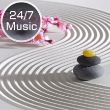 Music sounds for Spa & Zen relaxation from live radio stations