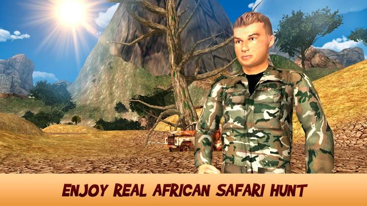 African Safari Hunting Simulator 3D Full screenshot-3