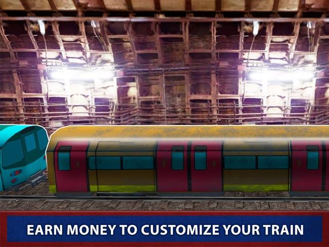 London Subway Train Simulator 2017