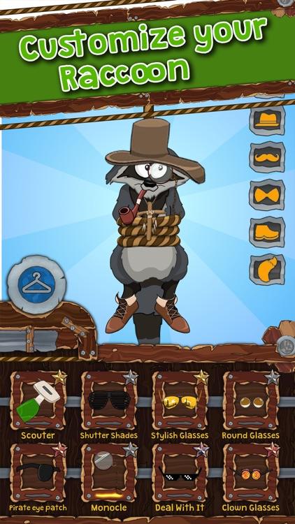 Raccoon Escape screenshot-4