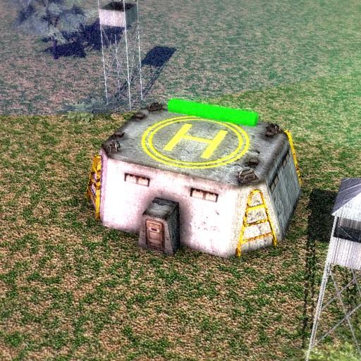 СТАЛКЕР бункер ученых 3D