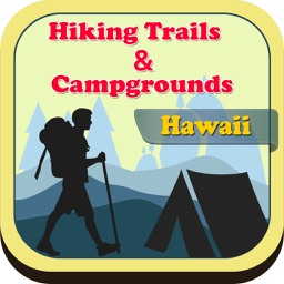 Hawaii - Campgrounds & Hiking Trails