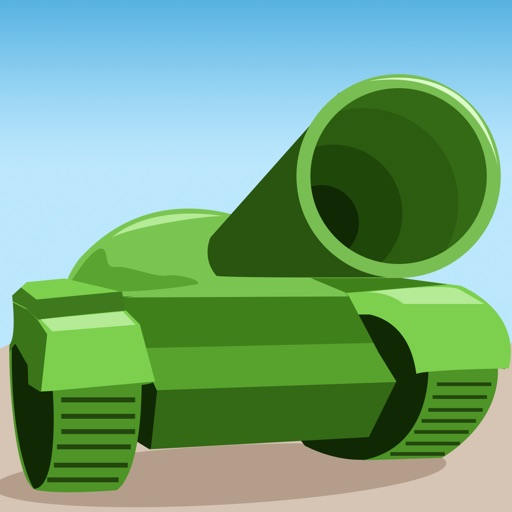 Cannon Shooting Tank Combat - new gun battle icon