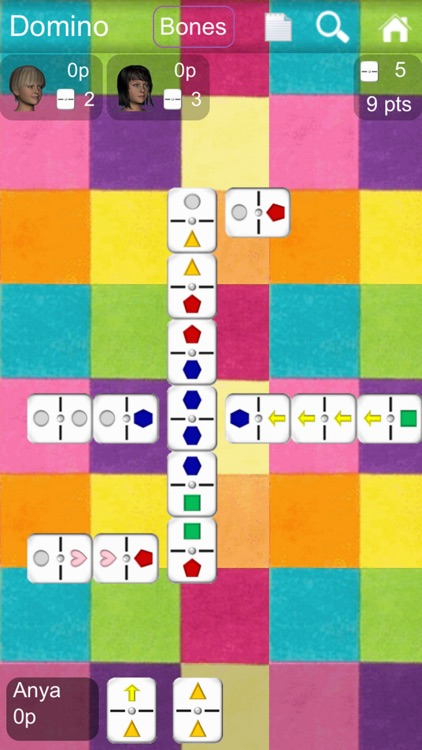 Kids Domino (Free) screenshot-1