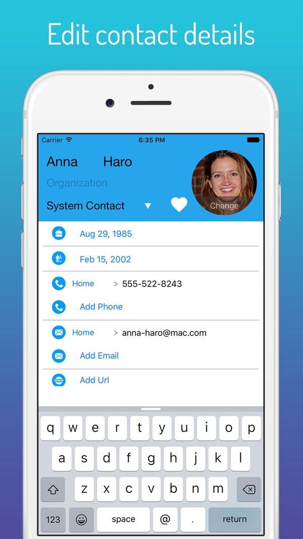 ‎Contact Book Pro on the App Store