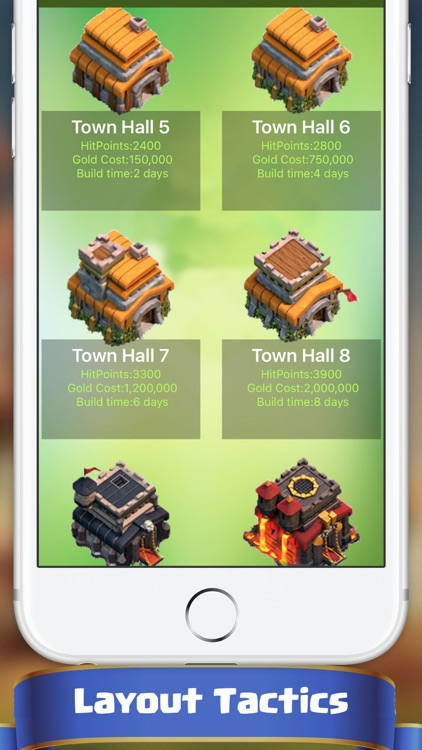 COC Cheats,Gems & Guide For Clash of Clan screenshot-3