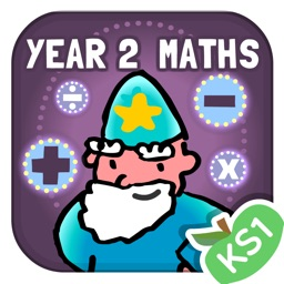 Crazy Math Adventure - Age 6 - 7, Year 2