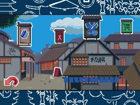 Samurai Blitz ipad images