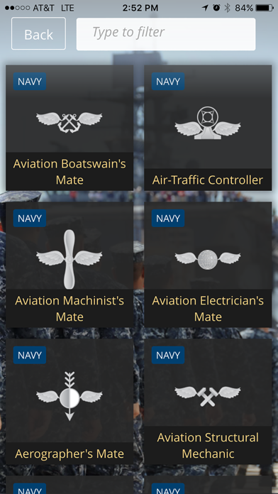 messages.download US Navy Ratings & Reference software