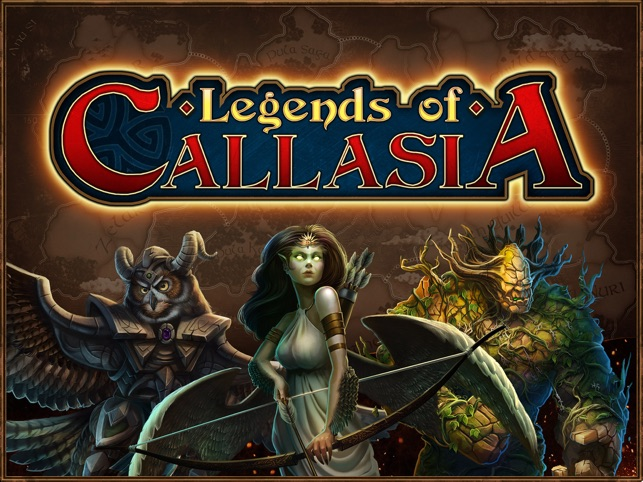 Legends of Callasia Screenshot