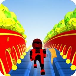 Ninja run subway
