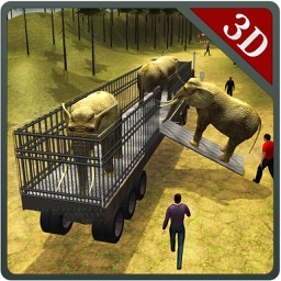 Zoo Animal Transporter Truck – Drive transport lorry in this driving simulator game