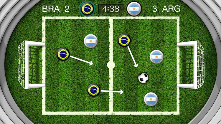 Soccer Virtual Cup screenshot-0