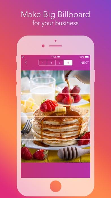 Griddy Pro - Split Pic in Grids For Instagram Post app image