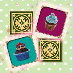 Cupcakes Memory Match.ing Game – Find The Card Pairs in Fun Logic Games for Kids and Adults