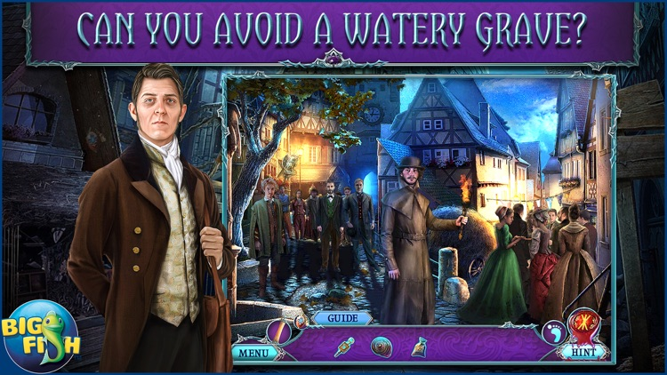 Myths of the World: The Whispering Marsh - A Mystery Hidden Object Game (Full) screenshot-0