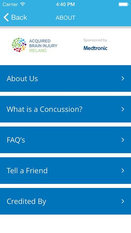Concussion Smart screenshot-3