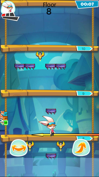 Endless Tower:History of the most exciting and cool online limit jumping escape big battle 3