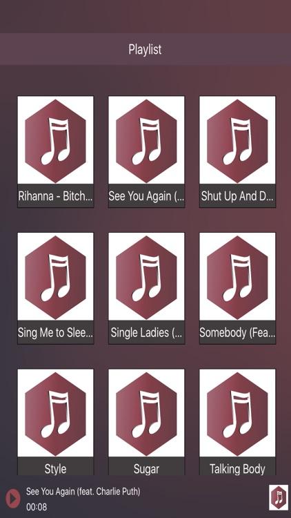 HI-Music Player