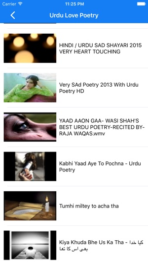 Urdu Love Poetry on the App Store