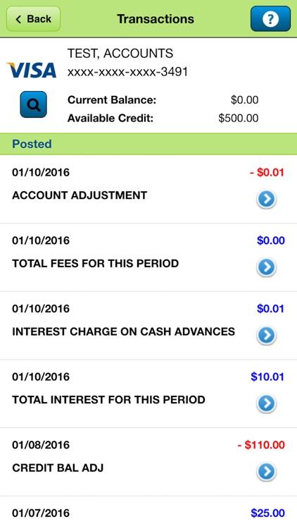 JAXFCU Credit Cards screenshot-3