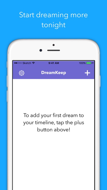 DreamKeep - Remember More Dreams and Better Understand Your Subconscious