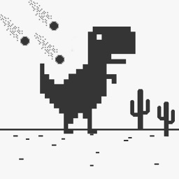 T- Rex Steve Endless Browser Game - Let the offline Dinosaur Run & jump