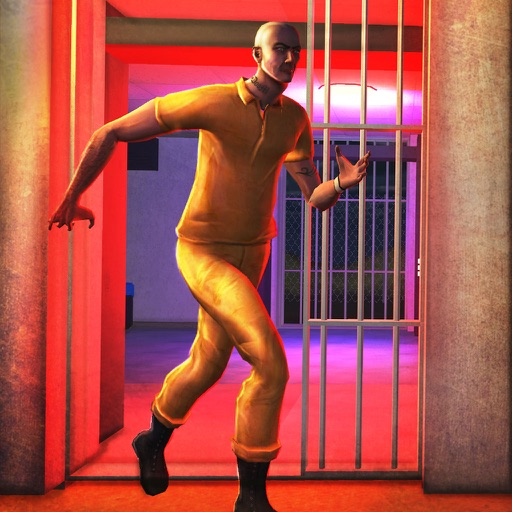 Тюрьма Полиция побег 3D - тюрьмы Breakout из тюрьмы Алькатрас