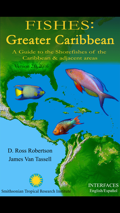 Fishes: Greater Caribbean screenshot one