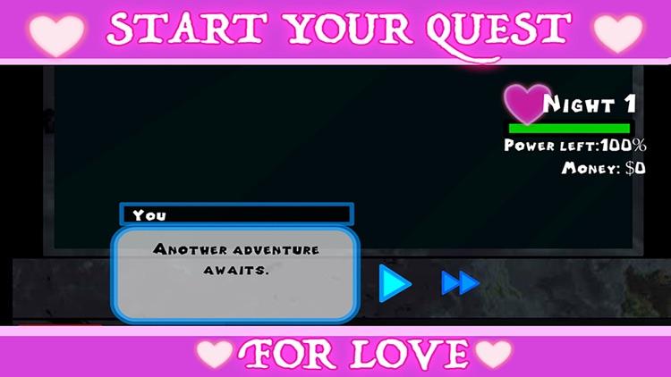 Five Tries At Love - An Animatronic Dating Sim screenshot-3