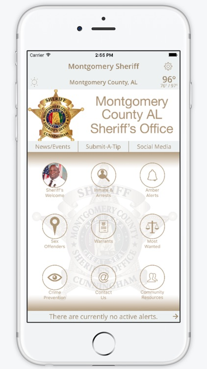 Montgomery County AL Sheriffs Office