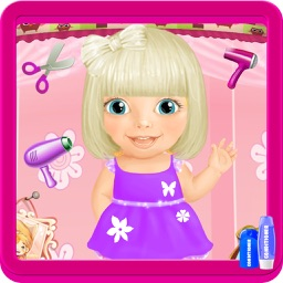 Baby Dress up Salon – Little kids bath & makeover spa game