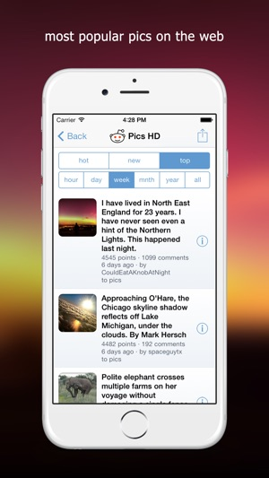 Pics HD for Reddit on the App Store