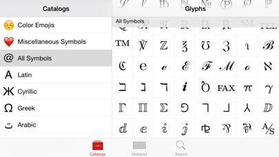 Unicode Padのおすすめ画像4