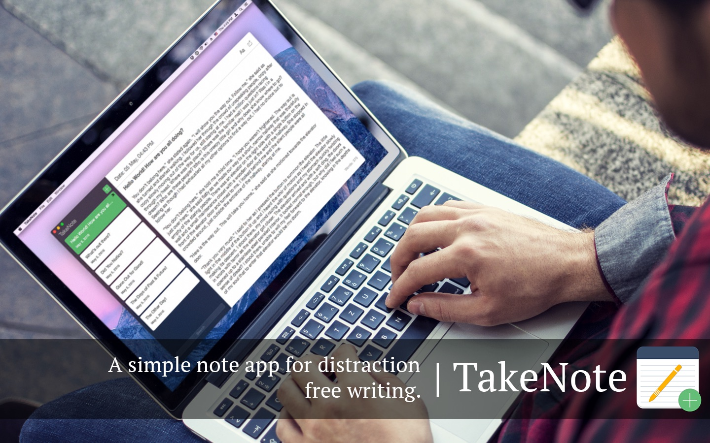 ‎TakeNote on the Mac App Store