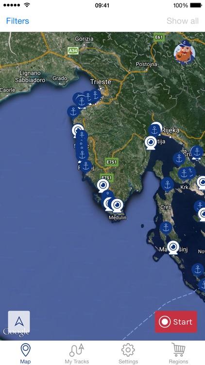 Hello Skipper - Croatia Sailing Marina Guide