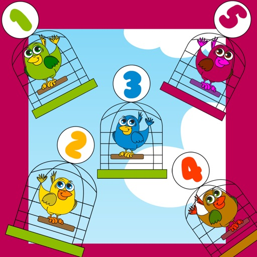 Babys and Kids Game: Play with Birds in the Pet Store