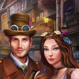 The Secret of Steamport - Hidden Objects Game