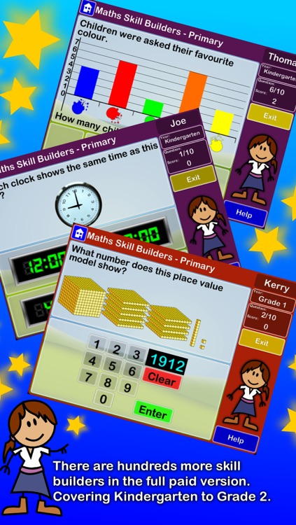Maths Skill Builders - Primary - Canada - Lite screenshot-3