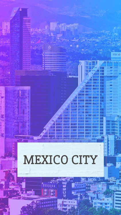 Mexico City Guide screenshot-0