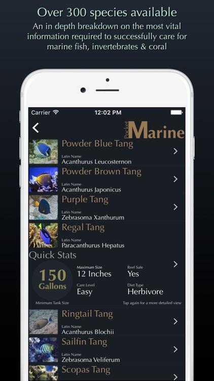 Pocket Marine