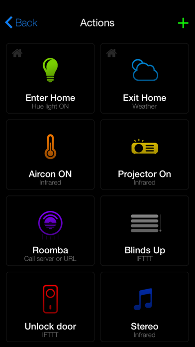 Beecon+ Smart Home Automation by Ricardo Menezes (iOS