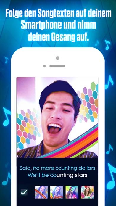 Just Sing™-Companion-AppScreenshot von 3
