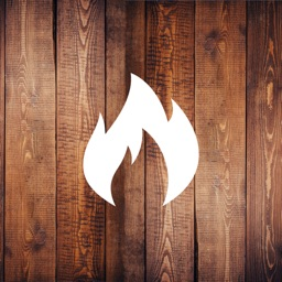 Fireplace App: relaxing aid for everyday activities with timer