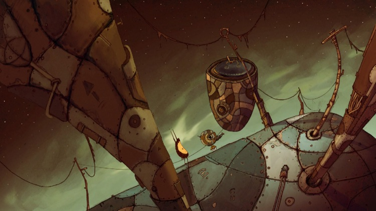 Sofus and the Moonmachine - A storybook adventure screenshot-3