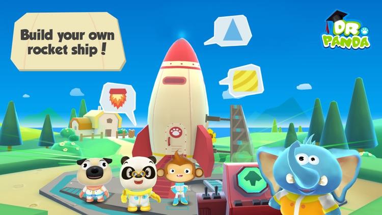 Dr. Panda Space screenshot-0
